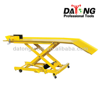 HYDRAULIC MOTORCYCLE REPAIR LIFT TABLE 800LBS