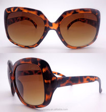 12 years OEM experience China factory Contracted fashion women sunglasses