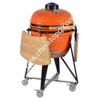 TOPQ high quality non-stick bbq grill with grates wire mesh