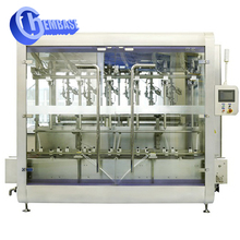 Factory Direct Sale Operates Easily coconut oil filling machine