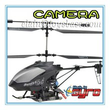 Long Distance Helicopter Radio Control With Camera