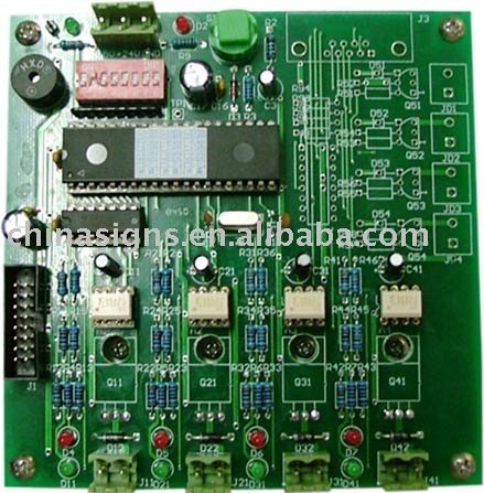 WIT COLOR 3312/3308 Controller Board Ink Supply