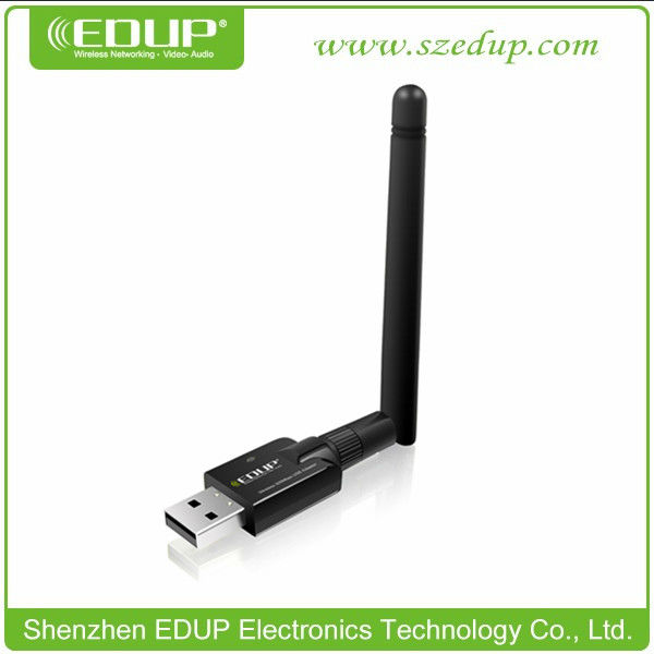 300Mbps EDUP EP-MS1537 8192Chipset Mini Wireless Wifi Wlan 802.11N USB Adapter Wireless Network Card