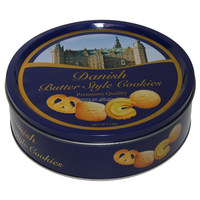 cookies tin can packaging