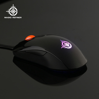 Alibaba Wholesale Professional Wired 6D led mouse gaming for gamer with drivers