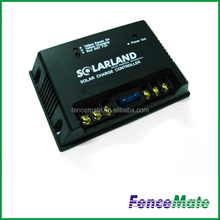 Electric Fence PV Controller