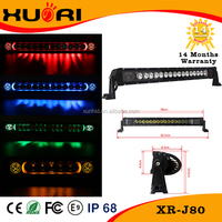 High Quality Oem Acceptable Competitive Price High Brightness For offroad SUV atv boat train Trailer Amber Rotating Light Bar