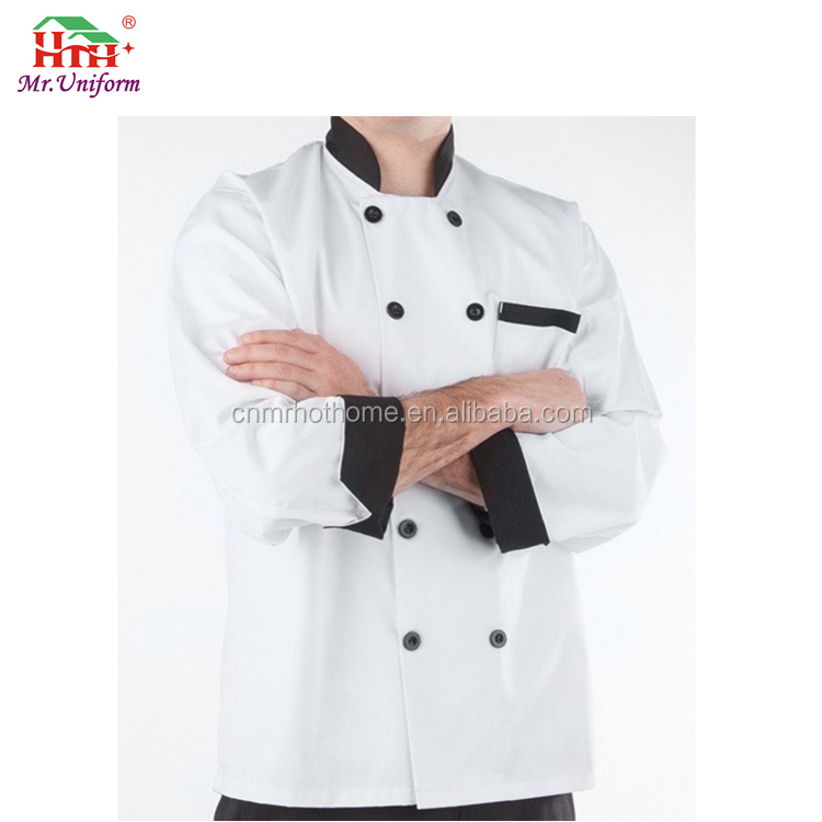 High Quality OEM LOGO Promotional Hotel Uniform
