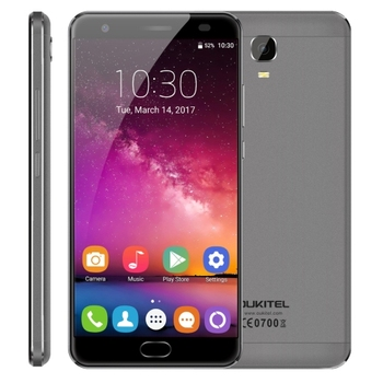 New Arrival OUKITEL K6000 Plus 4GB+64GB, 6080mAh Large Capacity, 5.5 inch Android 7.0 MTK6750T Octa Core latest 5g mobile phone