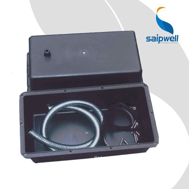 Manufacturer Saipwell waterproof enclosure with battery compartment ip67