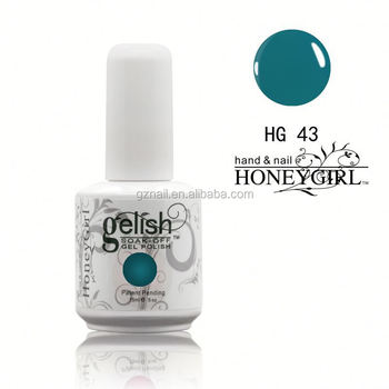New nail gel polish Factory honeygirl uv gel