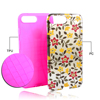 Hybrid PC TPU electroplating metallic heat proof mobile phone case