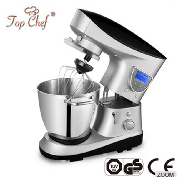 Special robust gear mechanism stand mixer