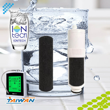 NSF certificated active carbon fiber for alkaline water ionizer
