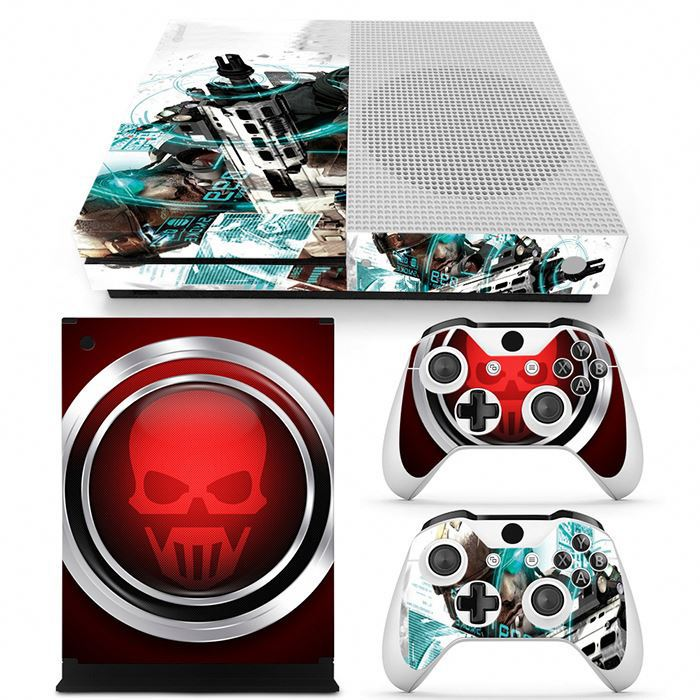 Sticker Skin Low Price For Xbox One Slim Console