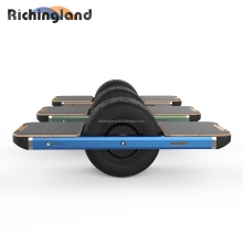 2018 new design new balance one wheel board one wheel hover board