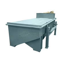 Professional Manufacturers Linear Vibrating Screen Machine For Sand