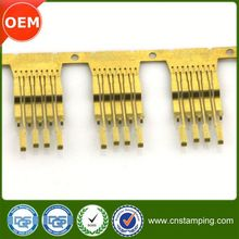 OEM processing 3.96mm pitch connector terminal,auto connector terminal for engine cable