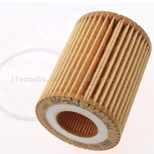 Auto cartridge car hydraulic oil filter