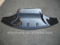 FOR RX7 FD3S RE Style carbon fiber Rear Diffuser