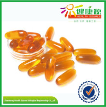 GMP Certified OEM Soybean Lecithin Softgel china supplier