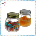 Mini beverage glass mason jars storage jars with lids wholesale