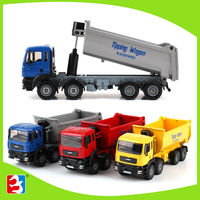 KDW 1:50 dump truck metal model toy for sale