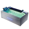 HS-B001 Mini whirlpool square massage bathtub for one person