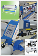 hot sale 64 inches cold lamination machine with Back cutting system FY1600DA
