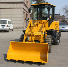 Cheap small wheel Loader in South American market