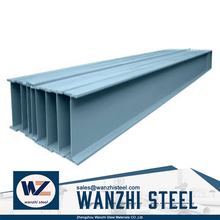 H shape steel beam, Galvanized beam steel, steel roofing support beam