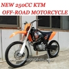 NEW 250CC KTMS OFF-ROAD MOTORCYCLE
