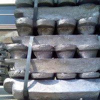 LEAD INGOTS 99.95% MINIMUM