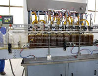 Production Line For Olive Oil