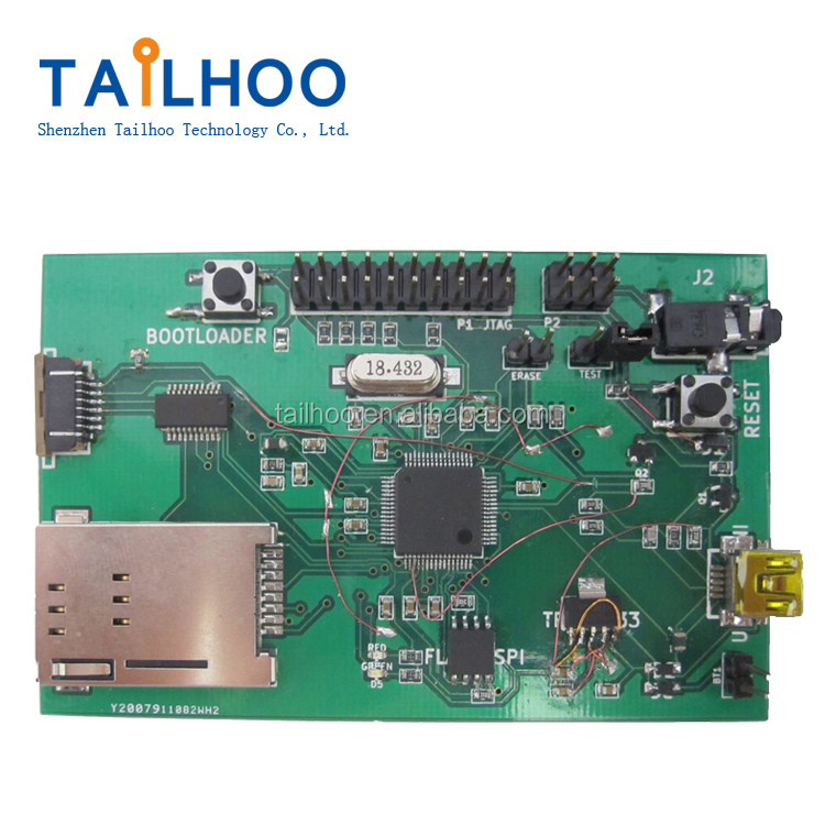 Electronic pcb components sourcing, pcb components assembly