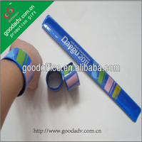 Good sales arm slap band with low price