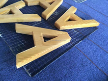 Economic and Reliable wooden alphabet board With Good Quality