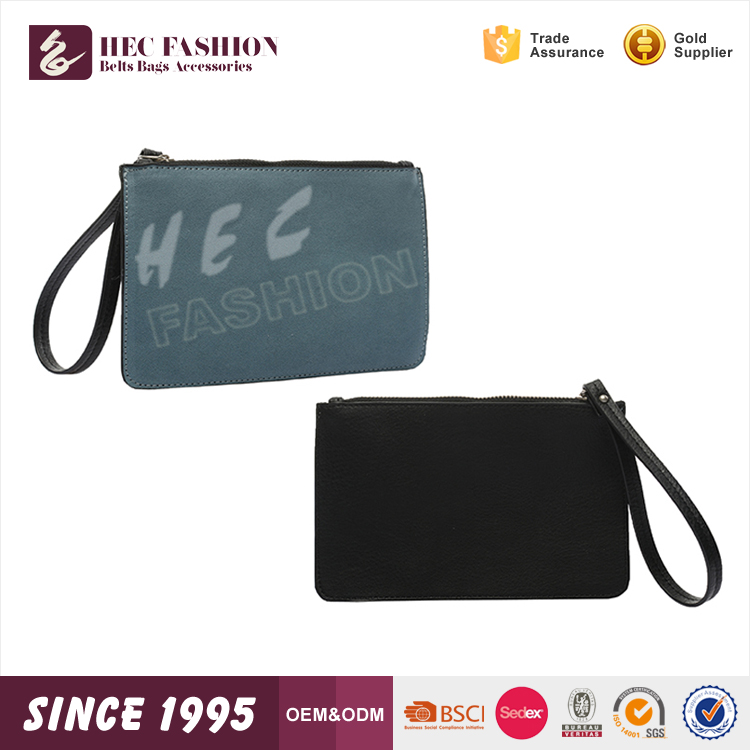HEC Free Sample Available Black Grace Ladies Tote Clutch Bag For Dinner