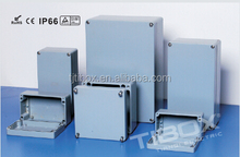 IP66 CE approved Aluminum box aluminium enclosure for electrical industry, TIBOX