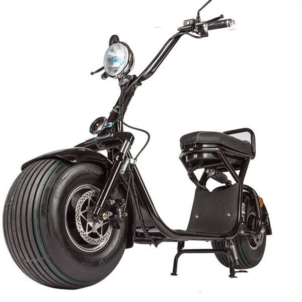 waterproof Citycoco Scrooser Style Big Wheel E City Scooter, Electric Motorcycle for Adult Electric Motorcycle Hot
