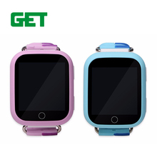 Security SOS For Help Chatting Pedometer Kids Smart Watch