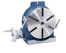 Horizontal and vertical rotary table