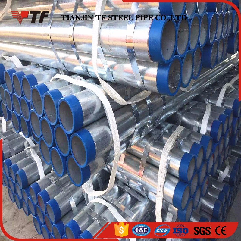 Alibaba china market Best price galvanized steel pipe used as scaffolding