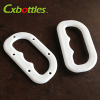 Newest plastic bag carrying handle for feed bags packing