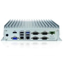 Linux mini embedded BOX PC with bay trail J1900 dual core 2.0GHz processor