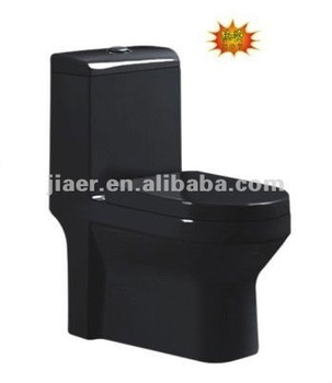 Black Colour Toilet 2815