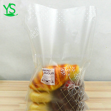 Promotional transparent opp bag packing plastic made in China