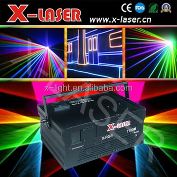 rgb laser 15w/outdoor laser lighting/christmas lights projector