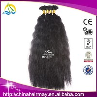 Trade Assurance New Cheap Wholesale Remy 100% Virgin Human Kinky Hair Weave