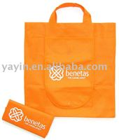 Eco-Friendly Folding Shopping Bag/ Big Reusable Shopper Travel Tote Bags